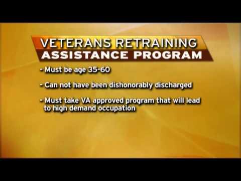 VRAP Program Helps Veterans Transfer into Civilian Jobs