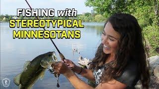 Fishing Stereotypes: Minnesotan Edition Ft. Nattieupnorth!