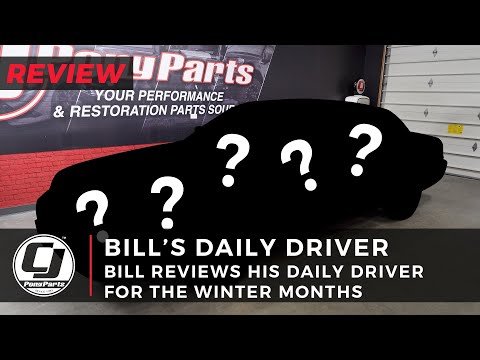 Daily Driver Review: Bill reveals and reviews his daily driver