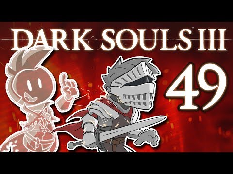 Dark Souls III - #49 - The Nameless King - Side Quest