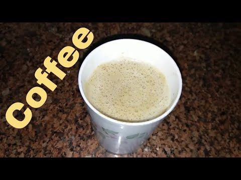 Make Coffee At Home Without Machine in Hindi - how to make coffee