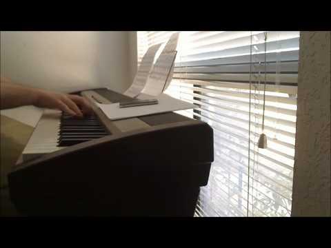 [Piano Solo] Elder Scrolls V: Skyrim ~ Streets Of Whiterun