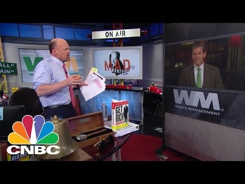 Waste Management CEO: Collecting Profits | Mad Money | CNBC