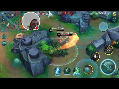 Mobile Legends game play 1