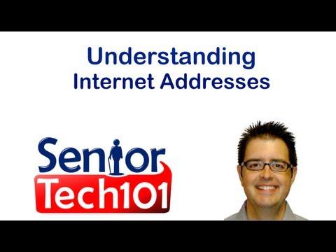 Understanding Internet Addresses