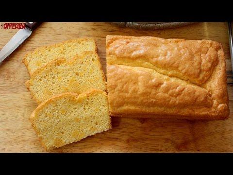 Keto Connect's Best Keto Bread Recipe (Almond Flour Bread)   Headbanger's Kitchen Collaboration