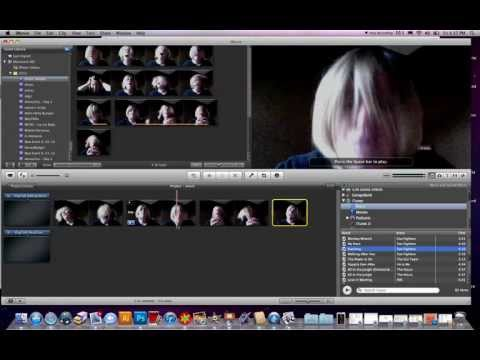 iMovie: Adding music to your video