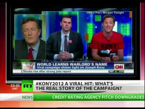 Kony 2012 = Humanitarian Imperialism