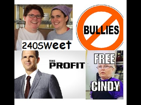 240sweet Candy Store Bombarded with Negative Reviews after airing The Profit Watch CNBC Boycott 2016