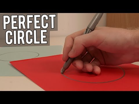 How to Draw a Perfect Freehand Circle