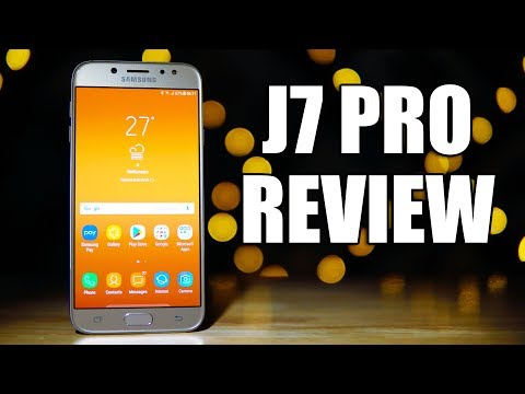 Galaxy J7 Pro Review -
