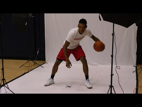 Get personal with Arizona Wildcats guard Allonzo Trier