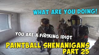 PAINTBALL FUNNY MOMENTS & FAILS  ► Paintball Shenanigans (Part 25)
