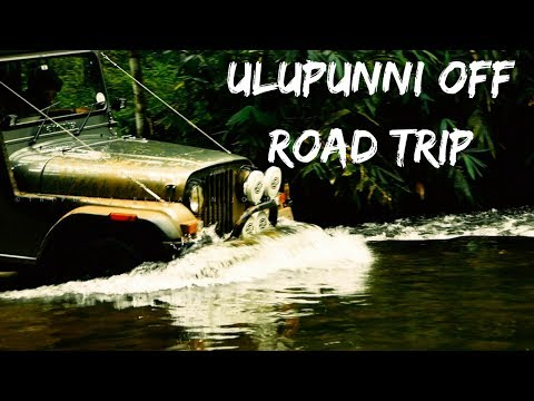 Off road expedition in Kerala to Ulupunni in Mahindra Thar CRDe
