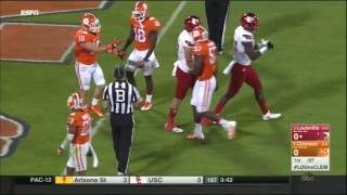 Louisville Cardinals at Clemson Tigers in 30 Minutes - 10/1/16