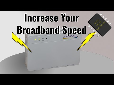 How To Get a Faster Internet Connection Speed: Hardware Based