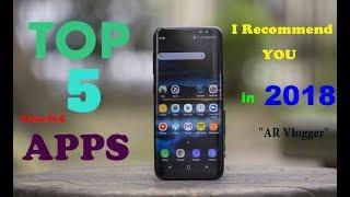 TOP 5 APPS IN 2018