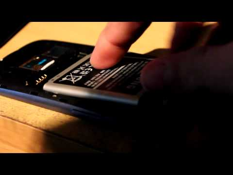 Samsung Galaxy S3 Setup Tutorial