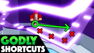 GODLY SHORTCUTS in Tower of Hell! (NEW STAGES) | Roblox