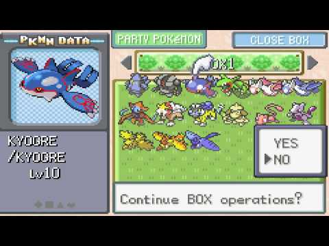 How to get all legendary Pokemon in fire red