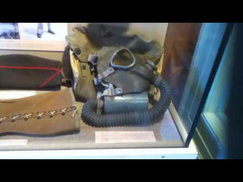 Fort macon gas mask
