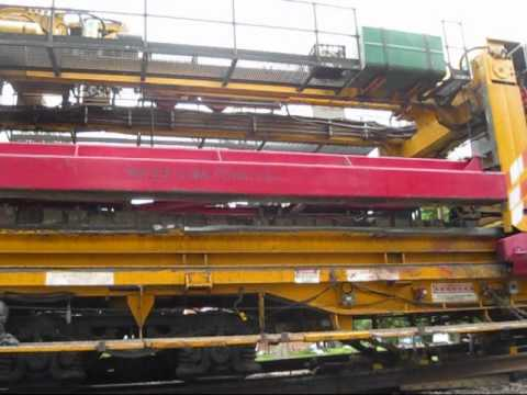 Amtrak High Speed Train track renovation Chicago - St Louis Union Pacific