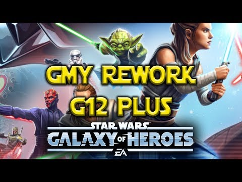New G12+ Grand Master Yoda Rework New Ships PVE INCOMING - Star Wars: Galaxy Of Heroes - SWGOH
