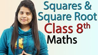 Squares & Square Root Ex 6.2 Q 1 - NCERT Class 8th Maths Solutions