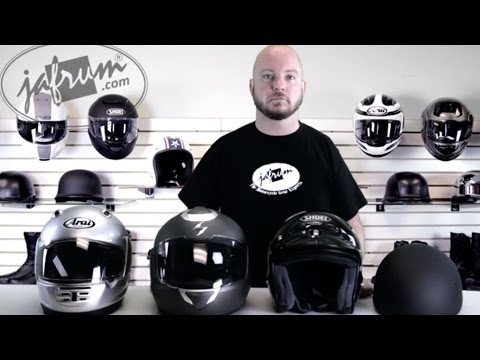 How to Buy the Best Motorcycle Helmet for You - Jafrum