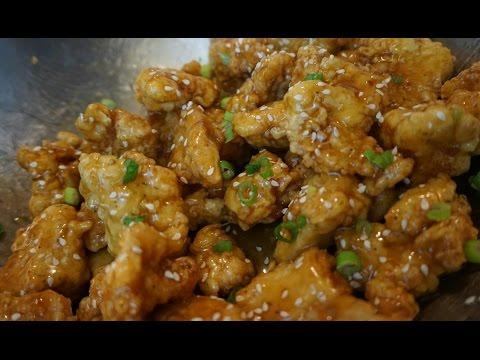 Honey Lime Ginger Chicken -Best Ever