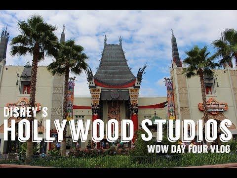 Disney's Hollywood Studios! Walt Disney World Day Four June 2017