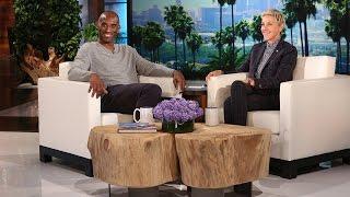 Kobe Bryant S First Post Retirement Interview