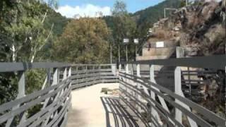 Romania HiLites:  Poenari Fortress ( The Fortress of Vlad Tepes)