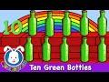 Ten Green Bottles - Nursery Rhymes