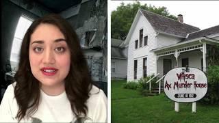 5 historias escalofriantes de casas embrujadas