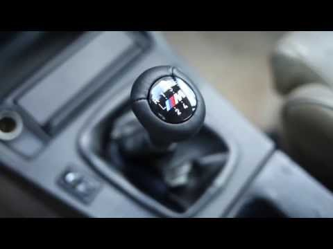 BMW Manual Transmission Shift Knob Removal and Installation