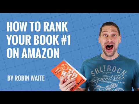 How To Increase Amazon Book Sales Through Top Rankings