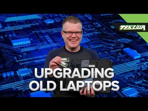 Upgrading Your Old Laptop: Replacing RAM and SSDs!