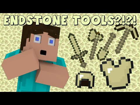 Why Endstone Tools Don't Exist - Minecraft