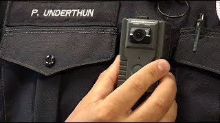 Crystal approves additional police body cams
