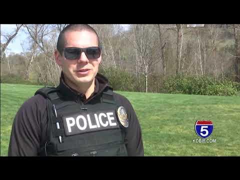 Medford Police Dept. training new K9
