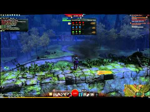GuildWars 2 Ruinous World Vs World Eternal Battlegrounds