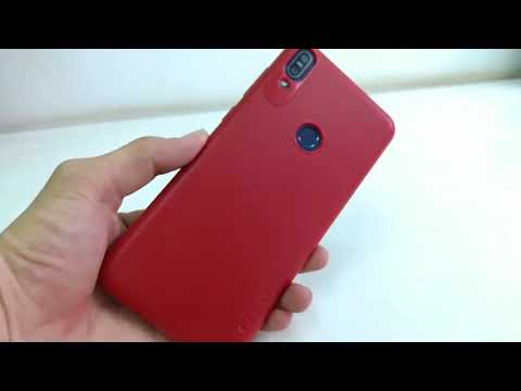 Best Case for Asus Zenfone Max Pro M1 (Back Cover)