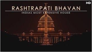 भारत का आलिशान घर राष्ट्रपती भवन जानिये उसका इतिहास | Rashtrapati Bhavan