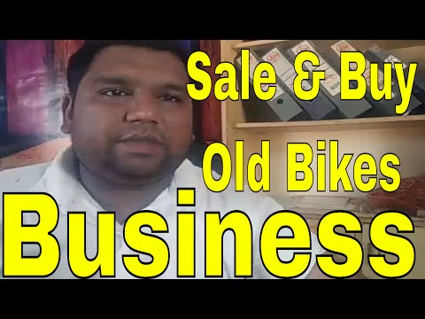 Bikes sale and buy business