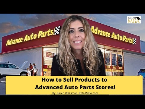 Advance Auto Parts Vendor - How to Become an Advance Auto Parts Vendor