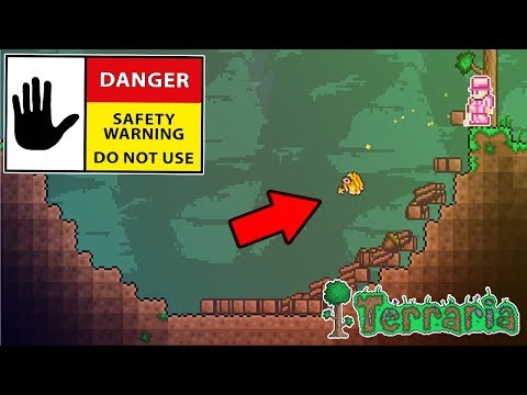 TERRARIA: The Deadliest And Dangerous Explosive In The Whole Game (WARNING)