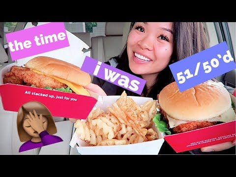 STORYTIME | CHICK-FIL-A MUKBANG | EATING SHOW