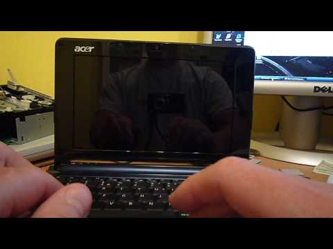 Acer Aspire One triple boot from hibernate: osx windows 7