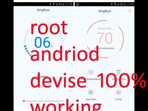 How to Root any Android phone | One click ROOT Easy Tutorial in hindi/english by (something new)